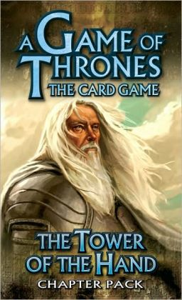A Game of Thrones Card Game: The Tower of the Hand Chapter Pack