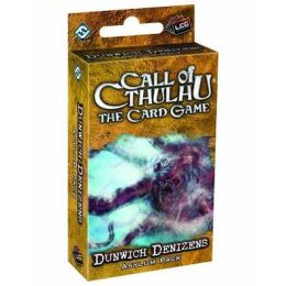 Call of Cthulhu the Card Game: Forgotten Lore: Dunwich Denizens Asylum Pack