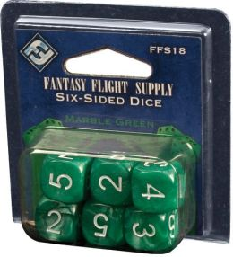 Supply Dice: Six-sided Dice