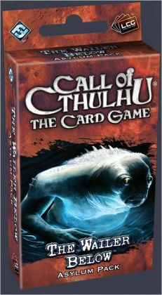 Call of Cthulhu LCG: The Wailer Below