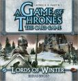 Product Image. Title: A Game of Thrones LCG: Lords of Winter Expansion