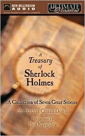 Treasury of Sherlock Holmes