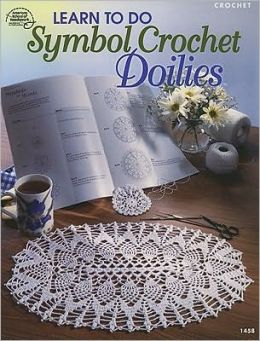 Learn To Do Symbol Crochet Doilies