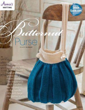Butternut Purse Knit Pattern