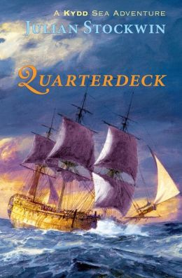 Quarterdeck (Kydd Series #5)