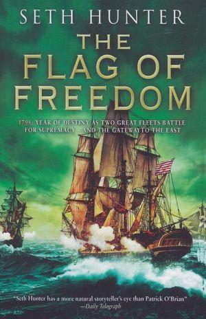 The Flag of Freedom: A Nathan Peake Novel