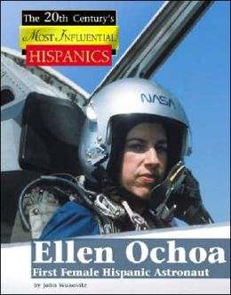 Ellen Ochoa, First Female Hispanic Astronaut