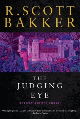 The Judging Eye (Aspect-Emperor Series #1)