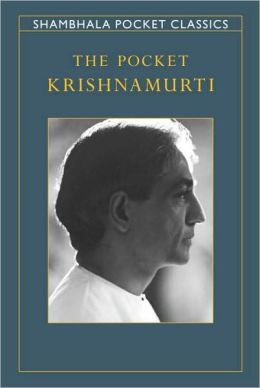The Pocket Krishnamurti