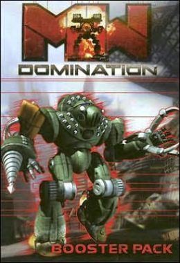 MechWarrior Domination Booster Pack