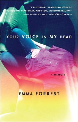 Your Voice in My Head: A Memoir