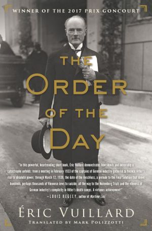 Book The Order of the Day