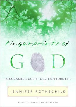 Touched by His Unseen Hand: Recognizing the Fingerprints of God on Your Life