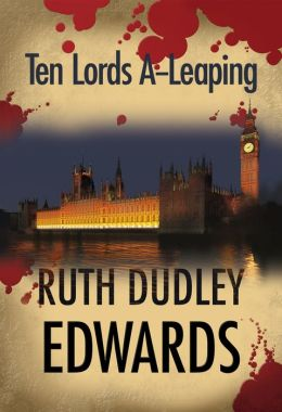 Ten Lords A-Leaping (Robert Amiss Series #6)