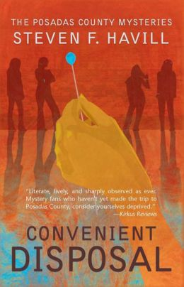 Convenient Disposal (Posadas County Mystery Series #3)