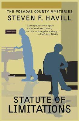 Statute of Limitations (Posadas County Mystery Series #4)