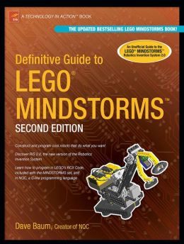 Dave Baum's Definitive Guide To LEGO MINDSTORMS