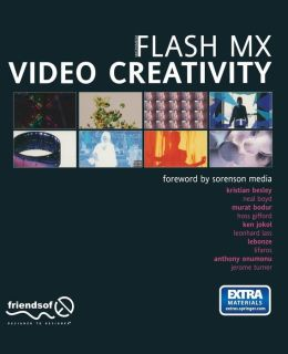 Flash MX Video Creativity