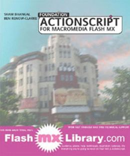 Foundation ActionScript for Flash MX