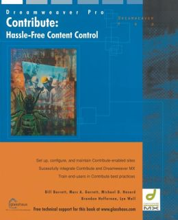 Contribute: Hassle-Free Content Control
