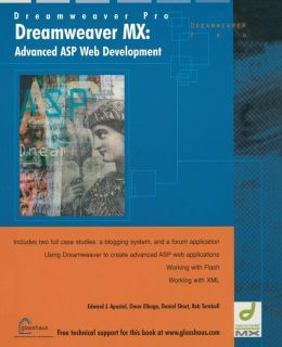 Dreamweaver MX: Advanced ASP Web Development