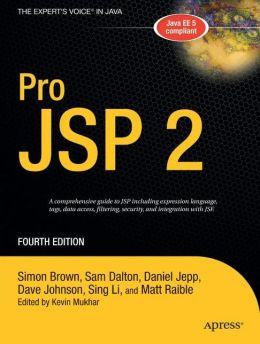 Pro JSP 2