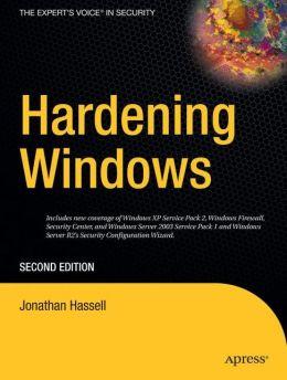 Hardening Windows