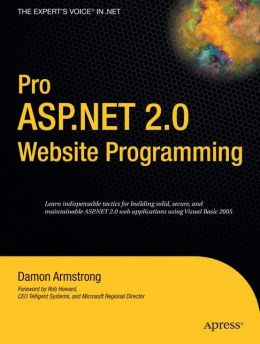 Pro ASP.NET 2.0 Website Programming