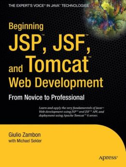 Beginning JSP, JSF, and Tomcat Web Development: From Novice to Professional