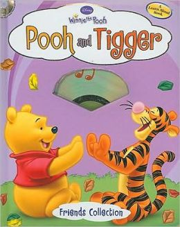 Pooh and Tigger [With CD]