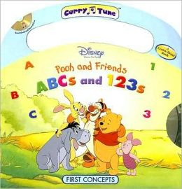 Pooh and Friends ABCs and 123s: First Concepts