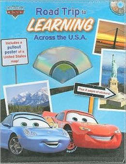 Road Trip to Learning Across the U.S.A. [With Sticker(s) and Poster and CD (Audio)]