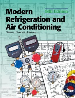 Modern Refrigeration and Air Conditioning, 2004 Edition