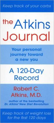 Atkins Journal: Your Personal Journey Toward a New You