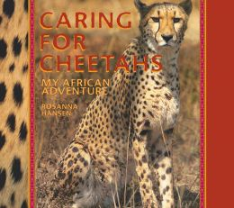 Caring for Cheetahs: My African Adventure