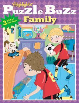 Puzzle Buzz 2: Family