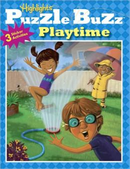 Puzzle Buzz 4: Playtime
