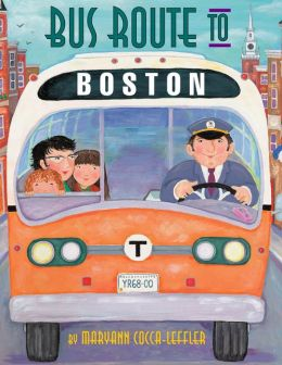 Bus Route to Boston Maryann Cocca-Leffler