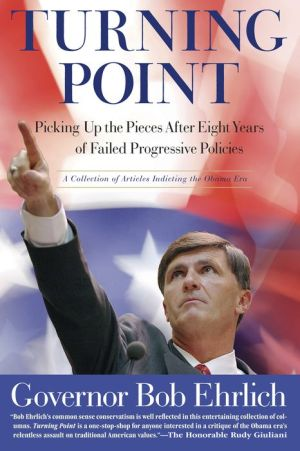 Turning Point: Picking Up the Pieces after Eight Years of Failed Progressive Policies