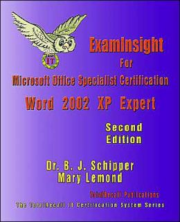 Examinsight For Microsoft Office Specialist Certification