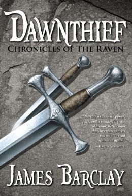 Dawnthief (Chronicles of the Raven Series #1)