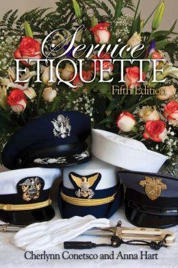 Service Etiquette, 5/E