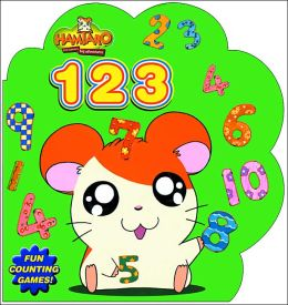 Hamtaro 1, 2, 3 (Little Hamsters Big Adventures Series): Fun Counting Games
