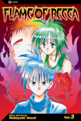 Flame of Recca, Volume 3