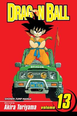Dragon Ball, Volume 13