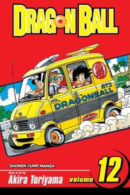 Dragon Ball, Volume 12