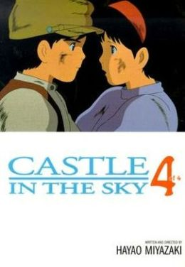 Castle In The Sky, Volume 4