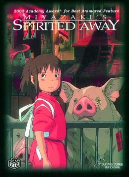 Spirited Away Boxed Set