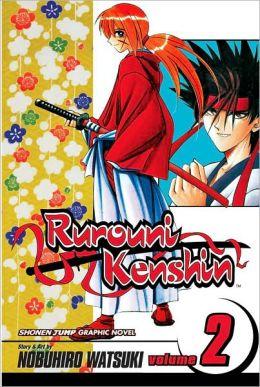 Rurouni Kenshin, Volume 2: The Two Hitokiri