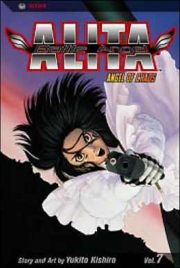 Battle Angel Alita, Volume 7: Angel of Chaos